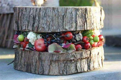 Garten Herbst Dekorieren by Baumscheibe Dekoration Im Landhaus Garten Herbst