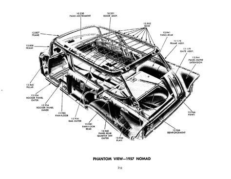 57 Chevy Parts  Autos Weblog