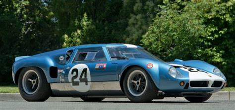 chevrolet lola mk  race car   sold gm authority