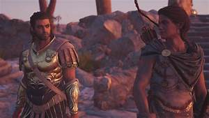 Assassin's Creed Odyssey - Meeting With Deimos (Kassandra ...