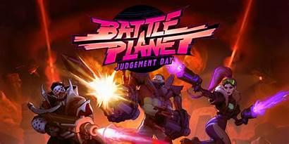 Nintendo Switch Judgement Planet Battle Games Software