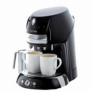 Kaffeemaschine Mit Milchaufschäumer : petra km kaffee pad automat kaffeemaschine ebay ~ Eleganceandgraceweddings.com Haus und Dekorationen