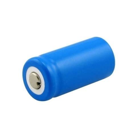 Pile Lithium Rechargeable Pile Rechargeable Li Ion Rcr123a 3 V 900 Mah