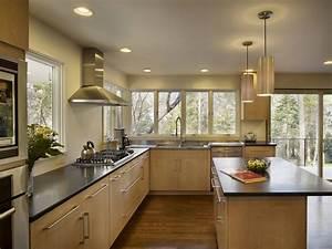 Home Kitchen Design Kitchen Design I Shape India for Small