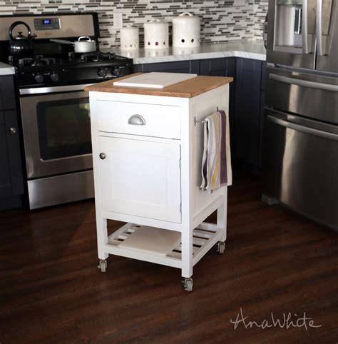 Fresh Furniture  Kitchen Island With Trash Bin With