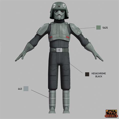 bureau wars wars rebels costume color guide for imperials