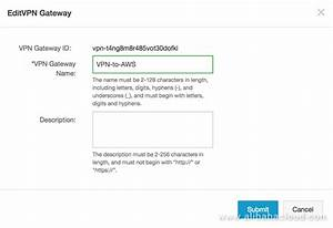 Python  How To Set Up A Vpn Gateway To Establish A