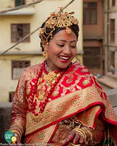 singer mahesh tied the knot with dancer matina street nepal With nepali wedding dress