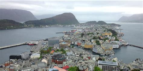 2015 Port Adventures Added for Alesund, Norway • The ...