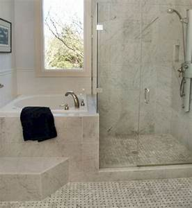 Bathroom, Tub, And, Shower, Combination, 7