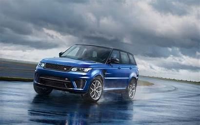 Rover Range Sport Svr Wallpapers Land Wide