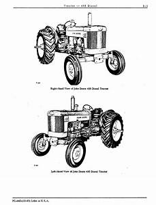 John Deere 435 Parts Catalog For Diesel Tractor