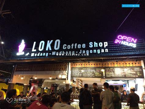 loko cafe jogja sensasi ngopi khas malioboro yogakarta