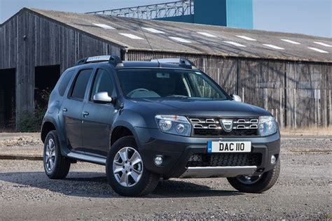 review dacia duster commercial  honest john