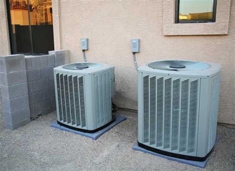 central air conditioning reliability heat pumps