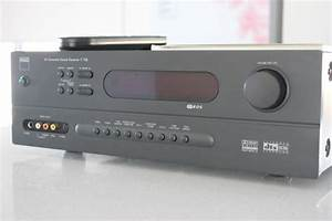 Withdrawn Or Relisted  Fs  Nad Av Surround Sound Receiver T 752 - Classifieds