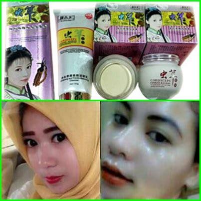 Toko Obat Cina Cream Yu Chun Mei Cordyceps Pencerah Wajah