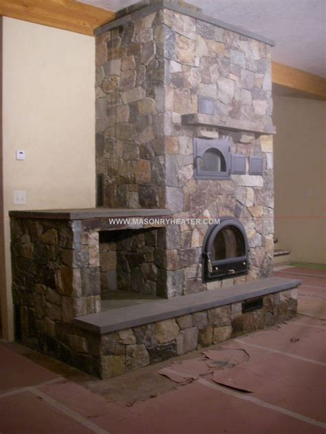 Best Images About Masonry Heaters On Pinterest Stove