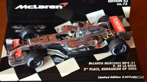 F1 Model Cars by My F1 Model Car 1 43 Scale Collection Slideshow