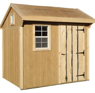 6x8 garden shed building kit farmhouse sheds by