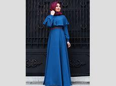 27 Inspirasi Model Gamis Cantik Modern 2016 Abi Ummi