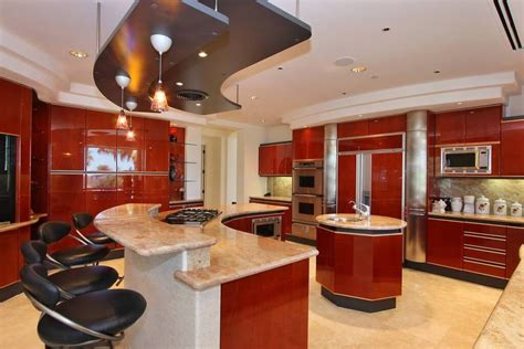 cuisine de luxe moderne 27 luxury kitchens that cost more than 100 000