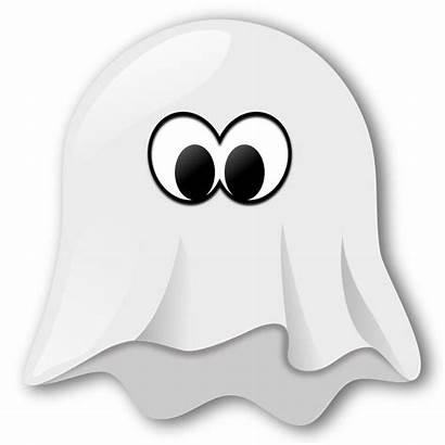 Ghost Clip Illustration Clipart Preta Publicdomainfiles Domain