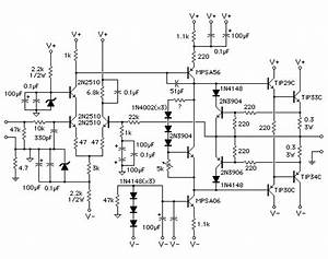 50 Watts Simple Audio Power Amplifier From Osu Ieee Student Group