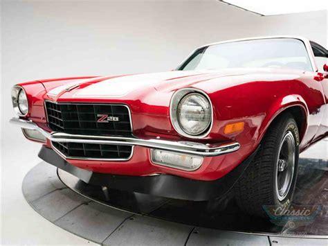 1972 Chevrolet Camaro For Sale  Classiccarscom Cc743173