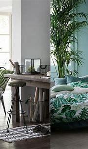Tropical Interiors - Summer's Hot Trend -Livinghouse Blog