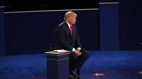 trump donald taxes federal paying income acknowledges years times york presidential during debate nyt