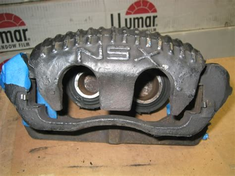 How Much Are New Brake Calipers by Nsx Front Calipers Upgrade Codenamezero S Integra