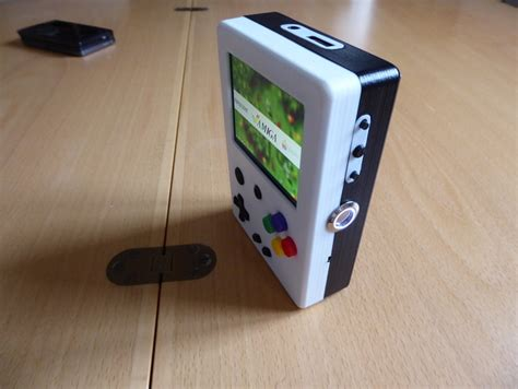 Portable Raspberry Pi Game Console By Rasmushauschild