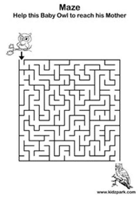 maze worksheetsprintable worksheetseducational