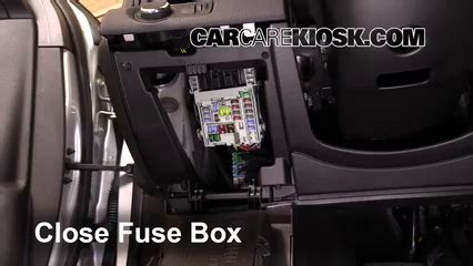2013 Malibu Fuse Box by Interior Fuse Box Location 2016 2019 Chevrolet Malibu