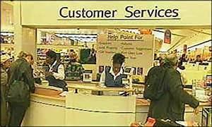 BBC News | The Company File | Shake up at Sainsbury's