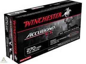 winchester supreme winchester supreme 270 winchester magnum wsm 140
