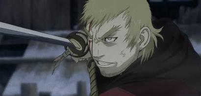Sword Stranger Nanashi Anime Samurai Lang Battle