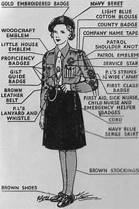 1950 U0026 39 S Boy Scout Uniform Guide
