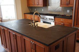 kitchen cabinets sink dorado soapstone installed kitchen 6291