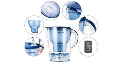 Hskyhan Alkaline Water Pitcher Review