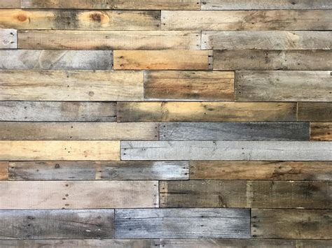 pallet plank wall reclaimed pallet wood 25 sq ft dismantled pallet boards