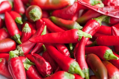Red hot chillis peppers