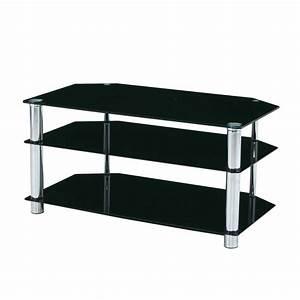 Tv Tisch Aus Glas : tv tisch tanky aus schwarzglas ~ Bigdaddyawards.com Haus und Dekorationen