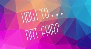 Selbstmarketing für Künstler – Die Messe   Artward