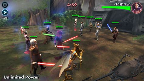 clone team  squad arena star wars galaxy  heroes forums