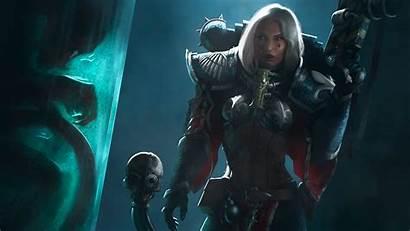 Wallpapers Warhammer Emperor Sororitas Battle Sisters Adepta