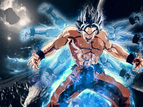 dragon ball super goku angry hd  wallpaper