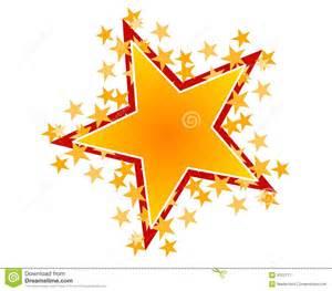 Gold Star Clip Art Free
