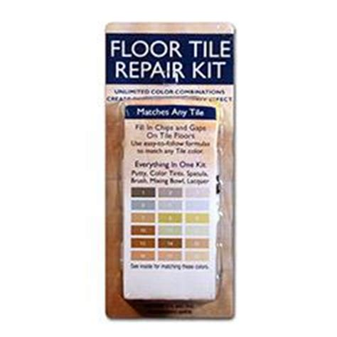 tile flooring repair kit tilefix mix2match repair kit floor care products